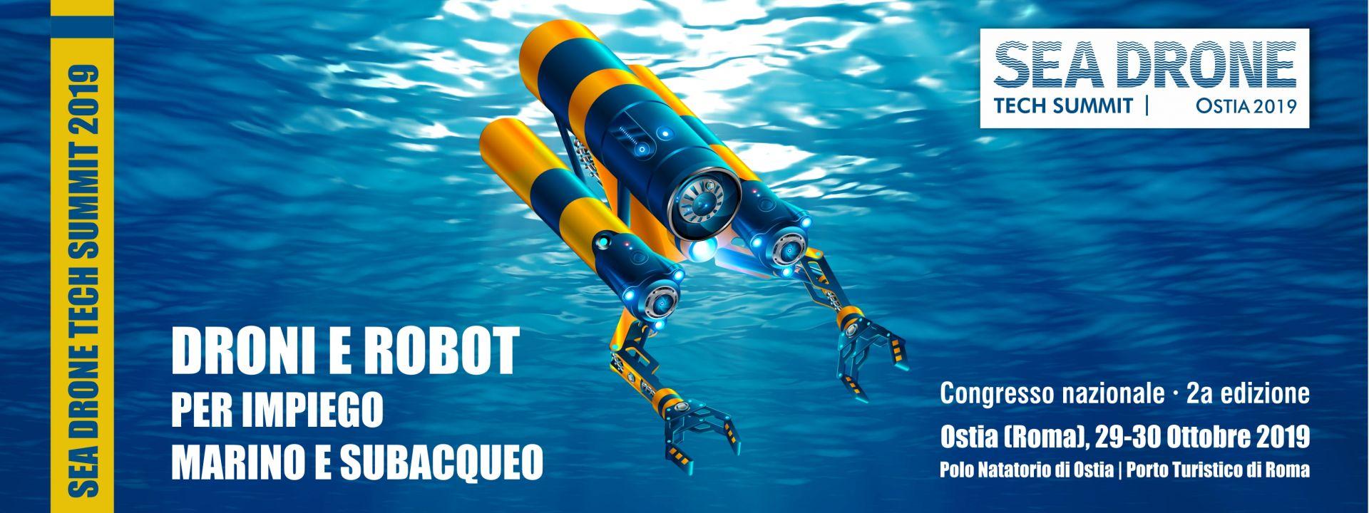 Sea drone tech summit 2019 pagina iniziale for Programma arredamenti ostia